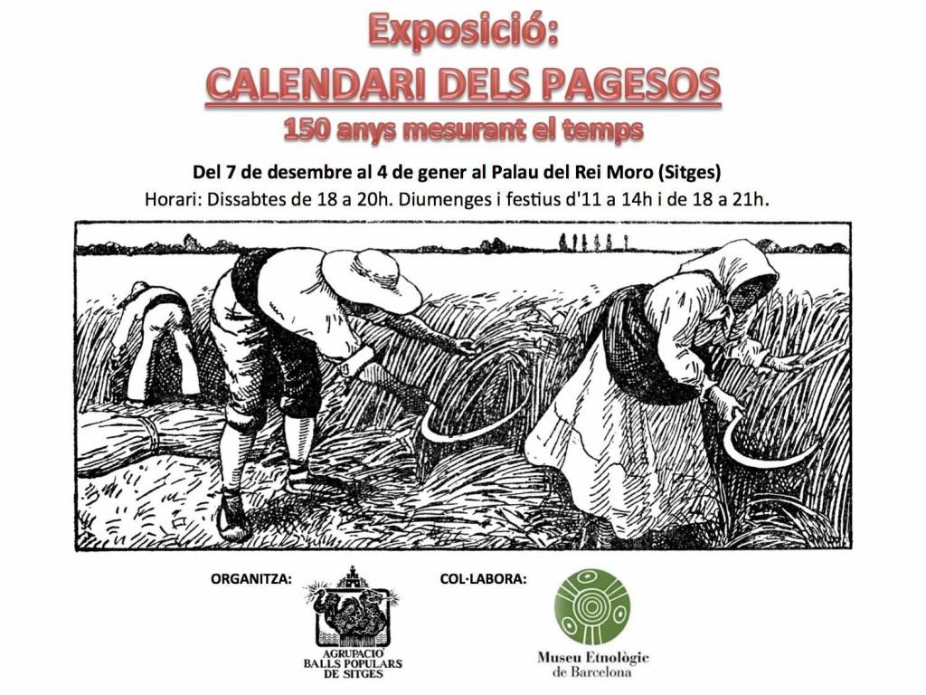 Exposició Calendari dels Pagesos