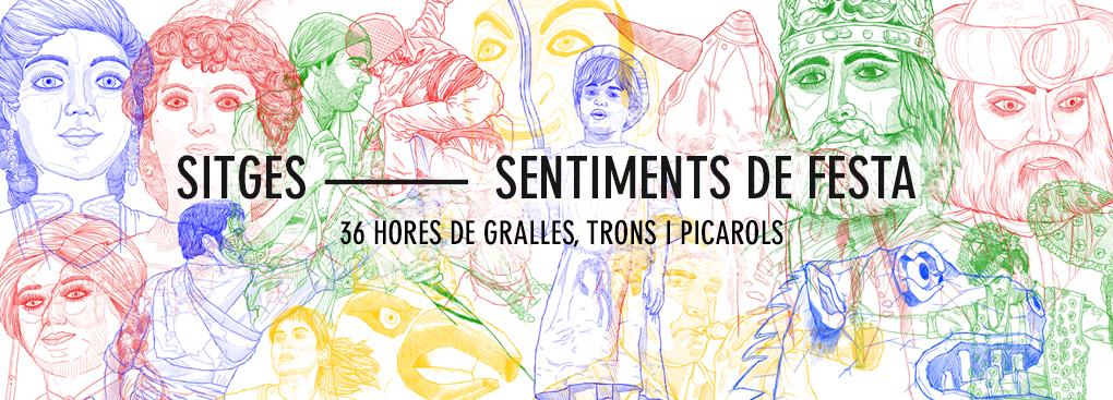 SITGES, SENTIMENTS DE FESTA