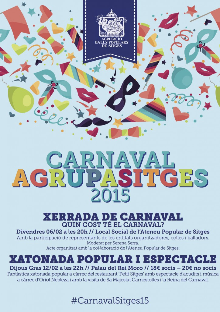Carnaval Sitges 2015