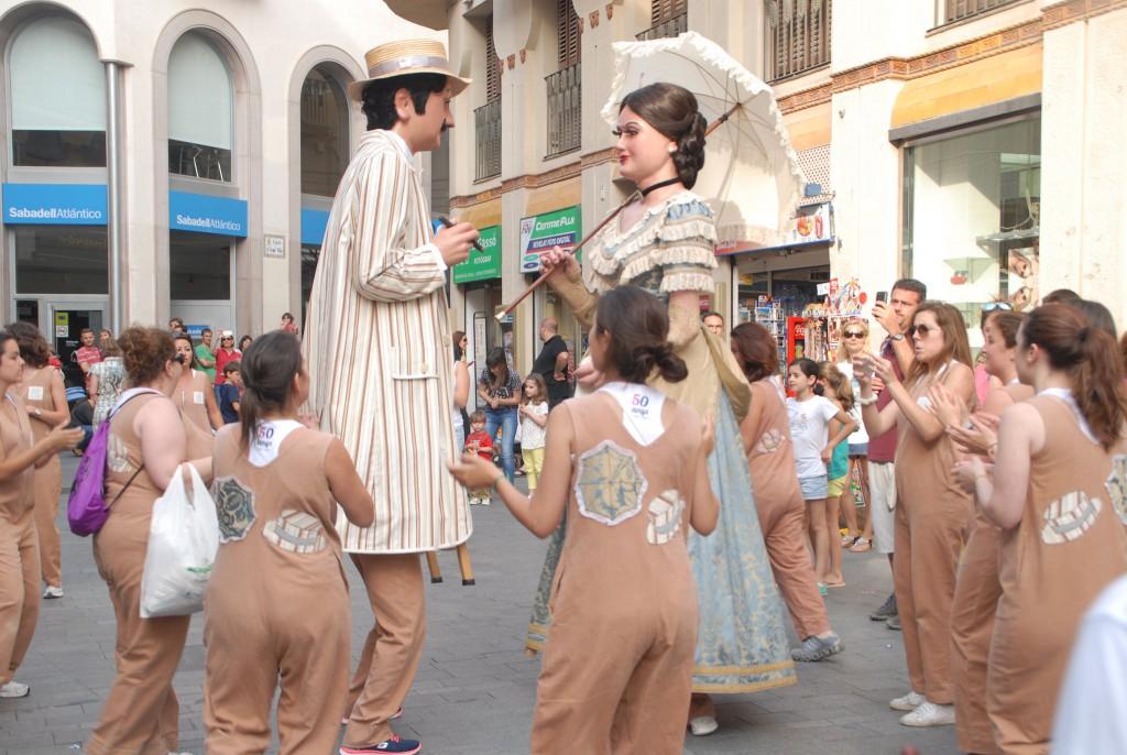 Gegants Americanos de Sitges
